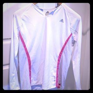 Women's ADIDAS lightweight L/S jogging top